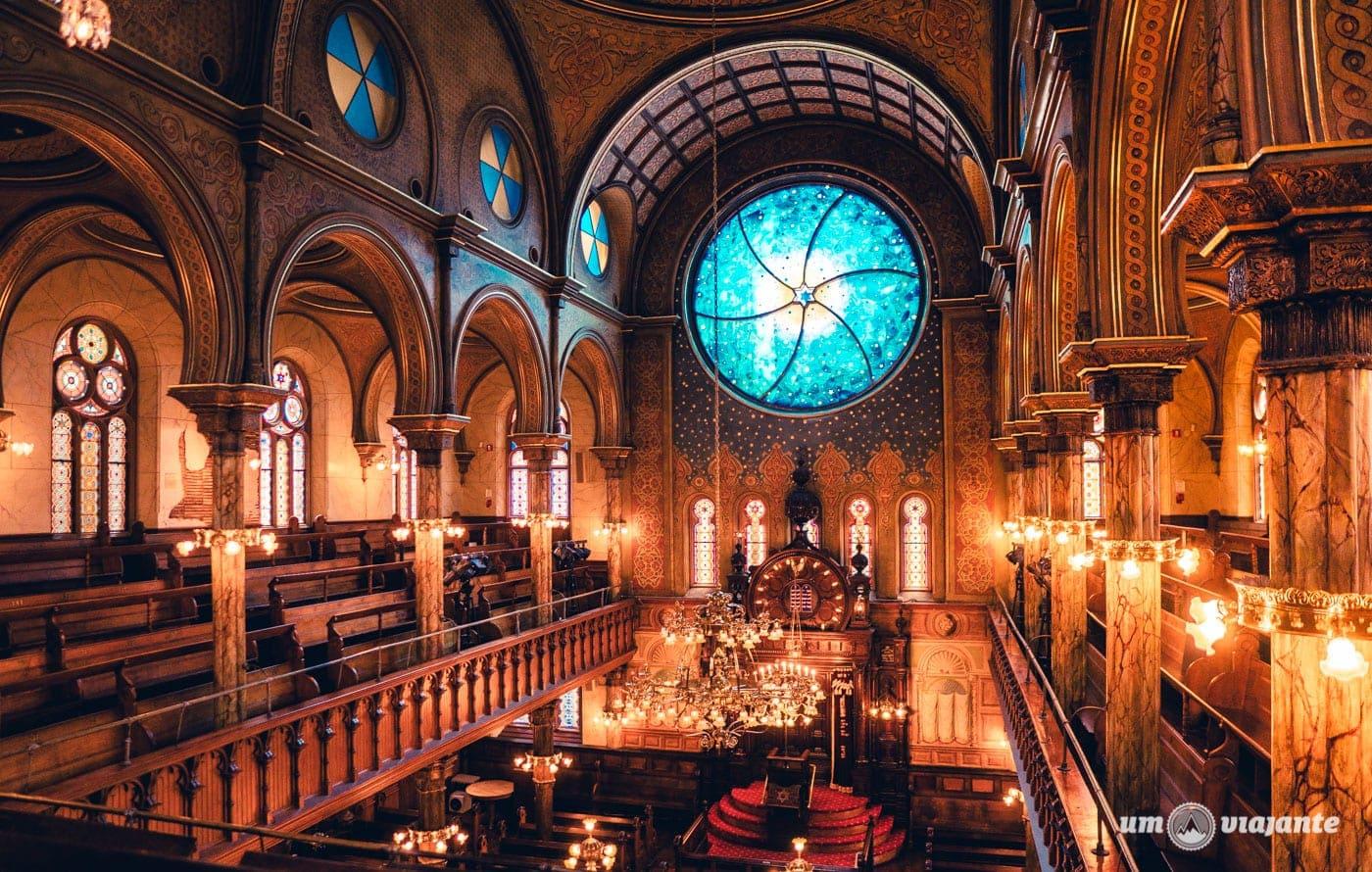 Eldridge Street Museum em Nova York