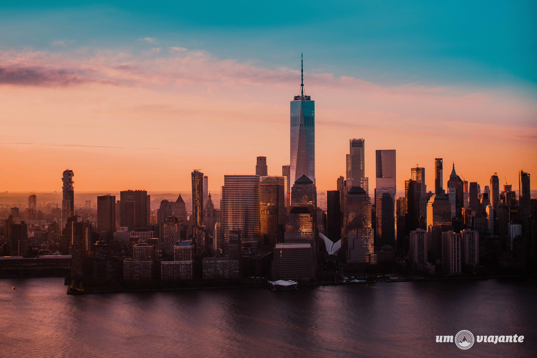 Passe de atrações em Nova York