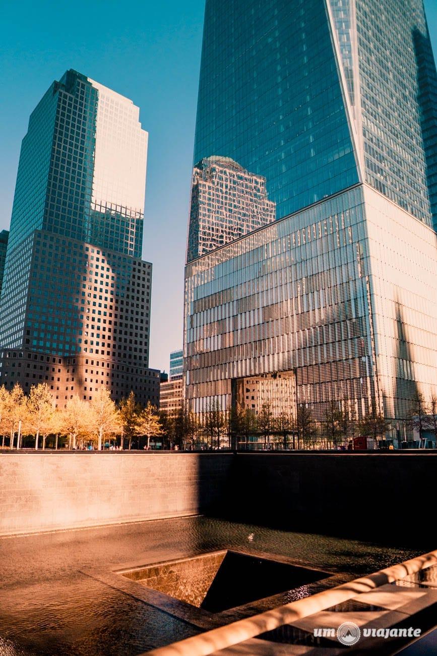 One World Trade Center | O prédio mais alto de Nova York