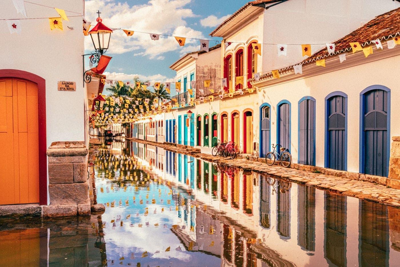 Paraty é candidata para ser um Patrimônio Histórico da UNESCO