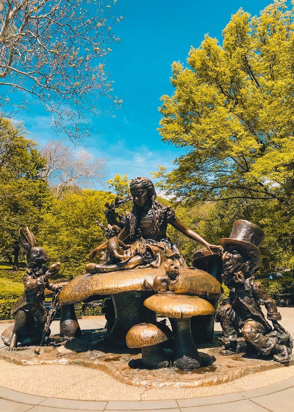 Central Park - Roteiro de 7 dias em Nova York: o que fazer em uma semana em NYC