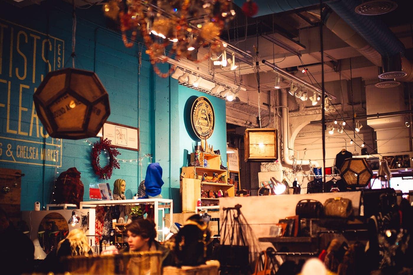 Chelsea Market - Roteiro de 7 dias em Nova York: o que fazer em uma semana em NYC