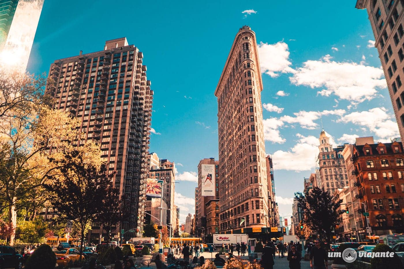 Flatiron Building - Roteiro NYC