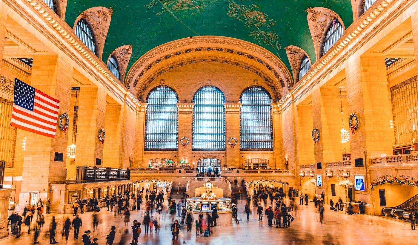 Grand Central Terminal - Roteiro de 7 dias em Nova York: o que fazer em uma semana em NYC