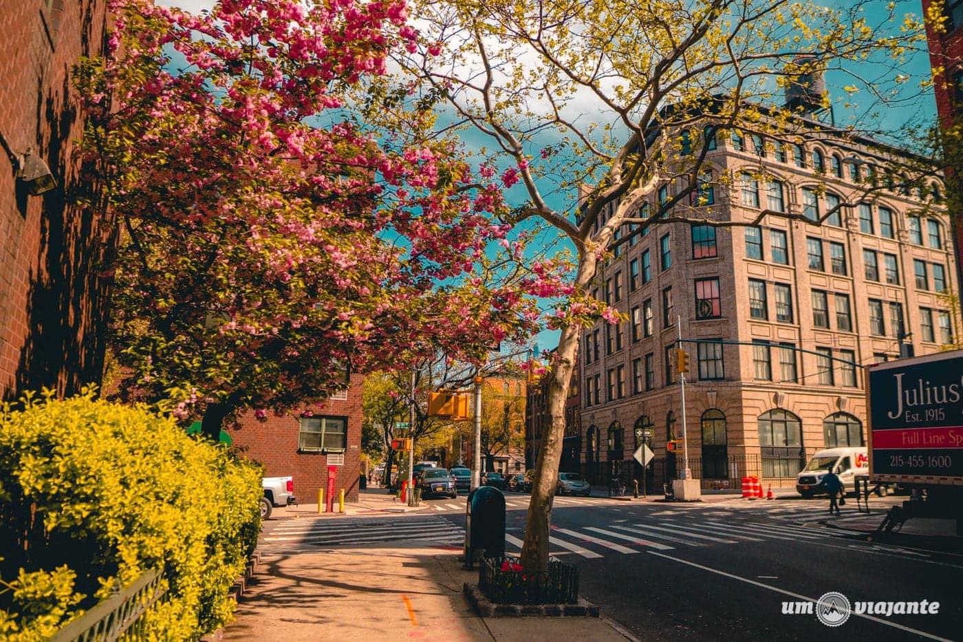 Caminhada pelo Chelsea e Greenwich Village - Roteiro NYC