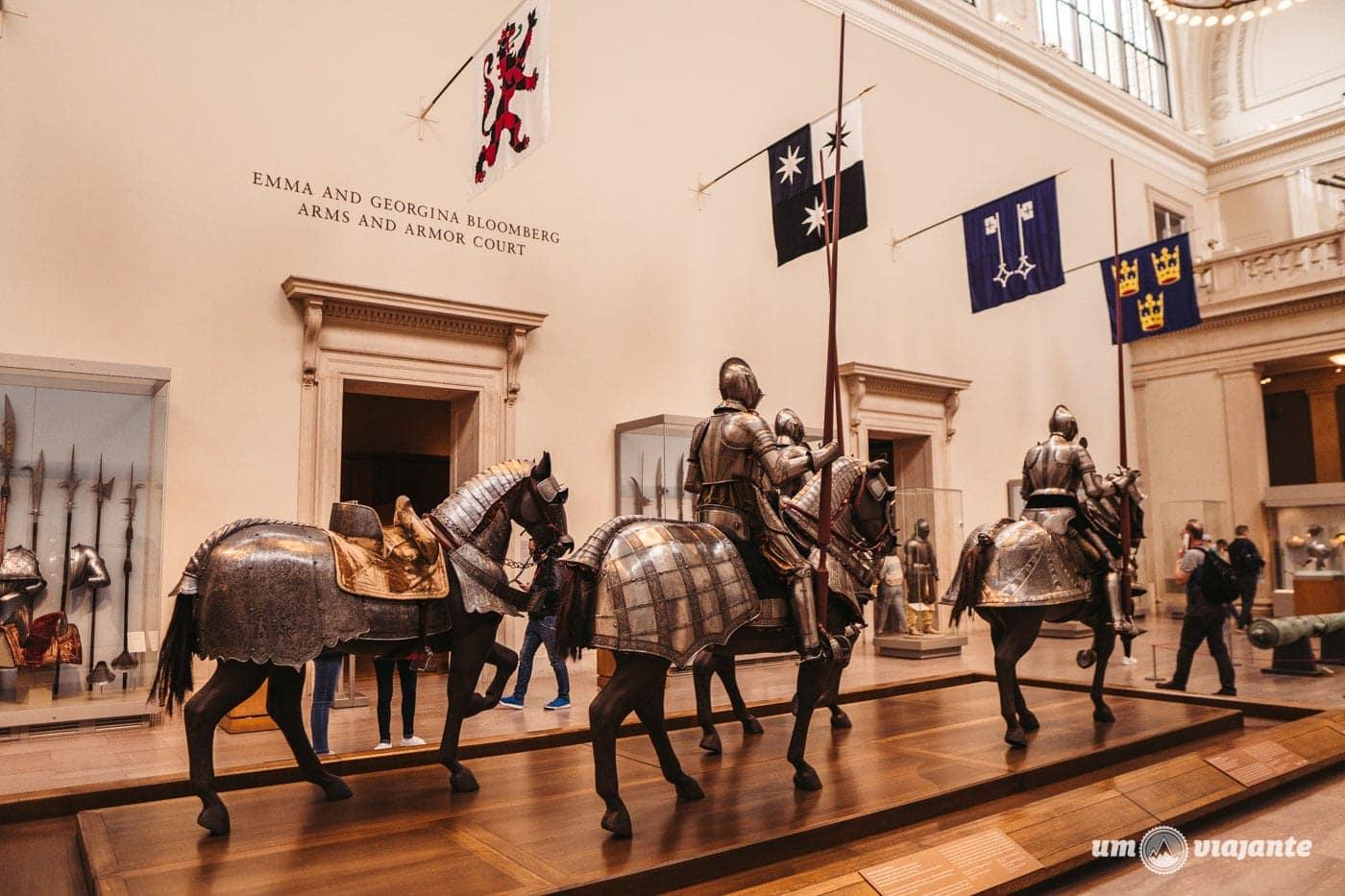 Met - Metropolitan Museum of Art de Nova York