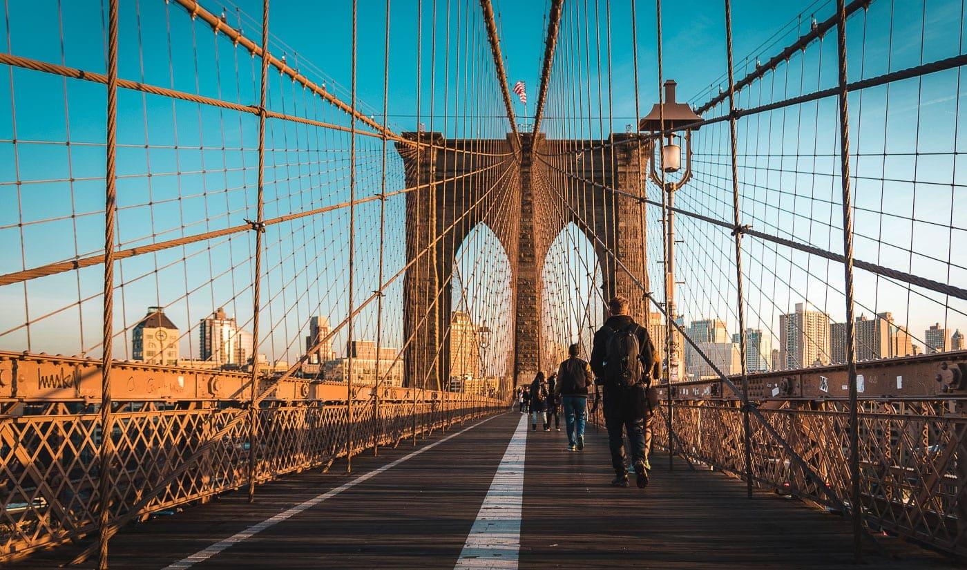 Ponte do Brooklyn - Roteiro NYC