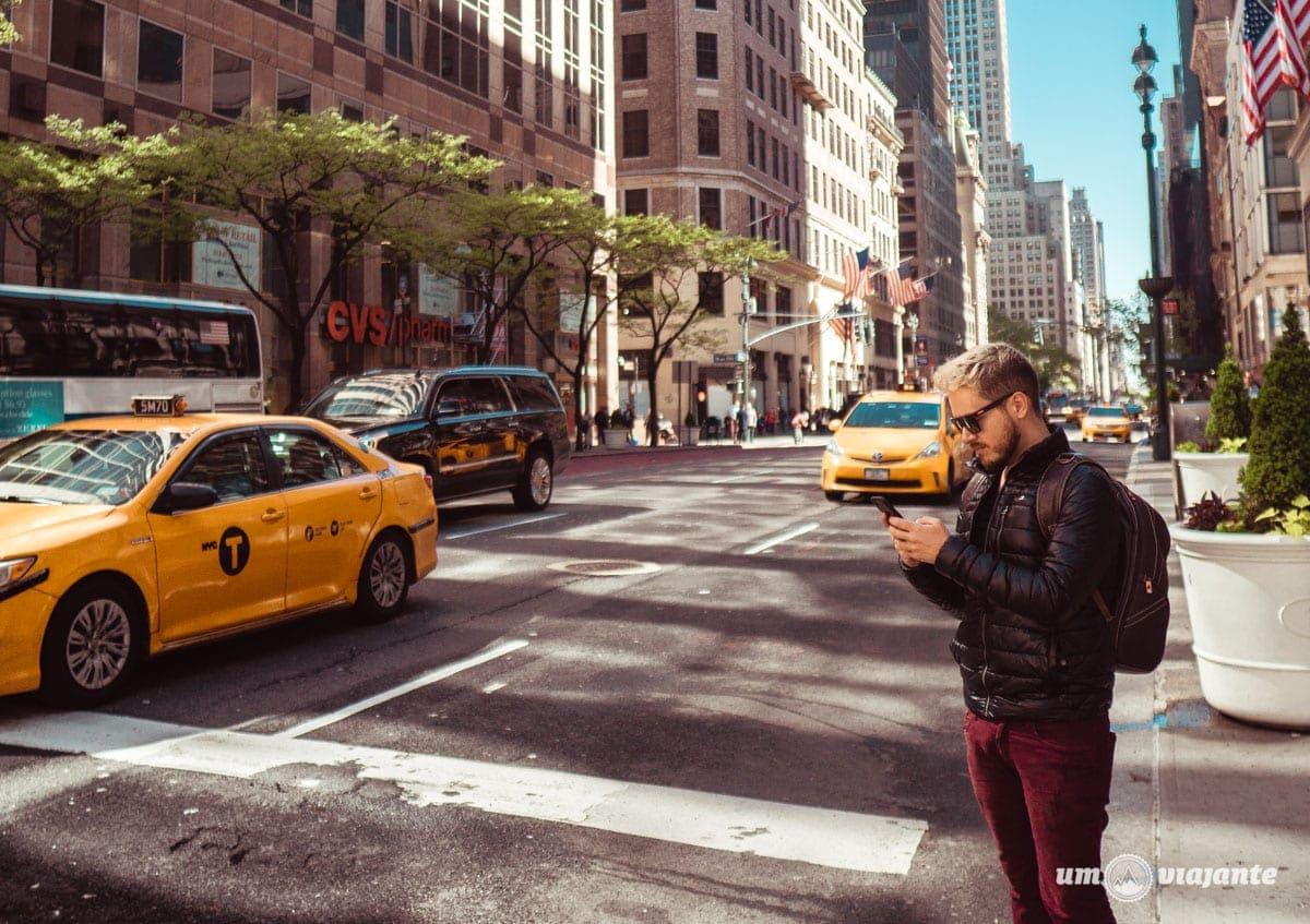 Qual passe comprar em Nova York