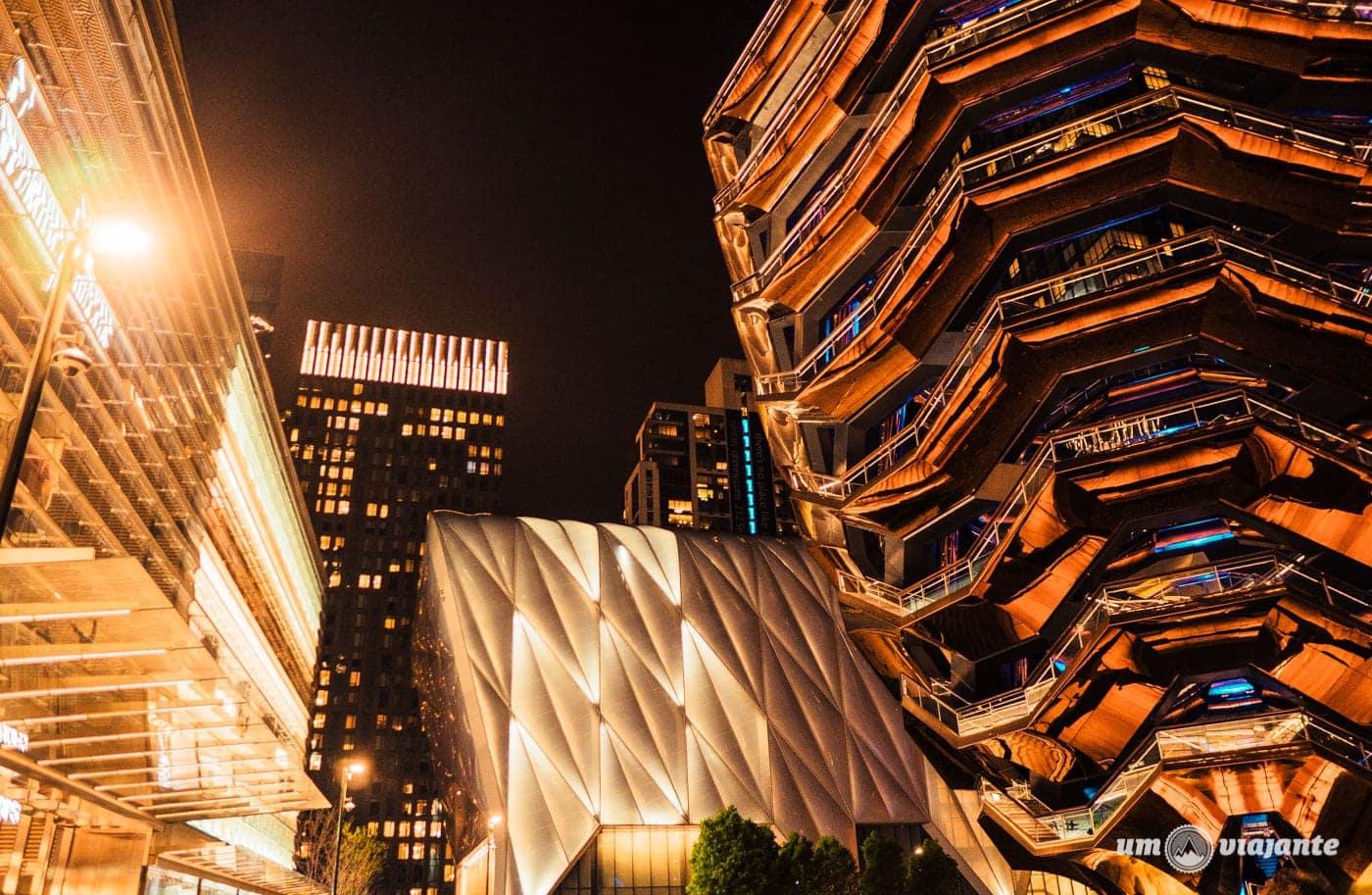 The Vessel: novo cartão postal de Nova York