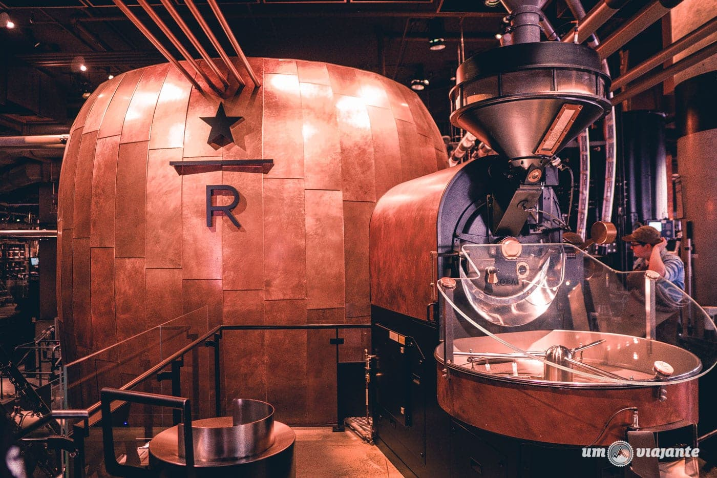 Starbucks Reserve de Nova York