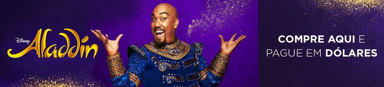 Ingresso Aladdin Broadway