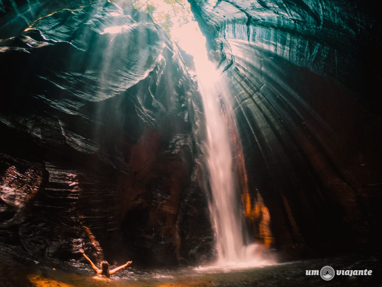 Cachoeira do Santuário - Chapada das Mesas, Maranhão