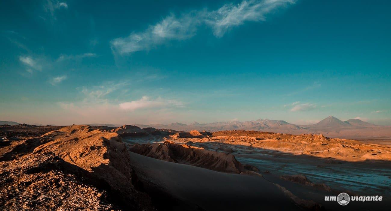 Clima no Atacama - Como é a temperatura