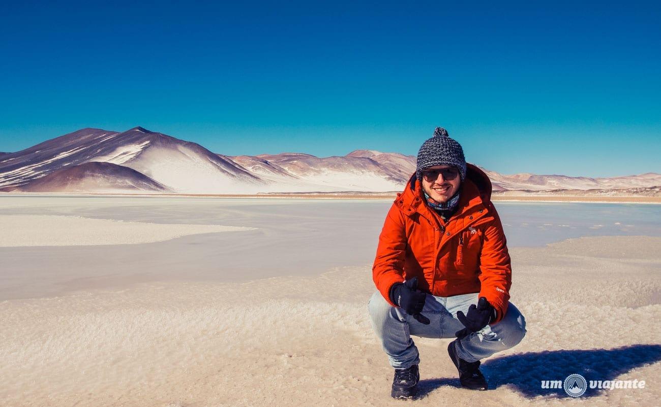 Clima no Atacama - inverno no Chile