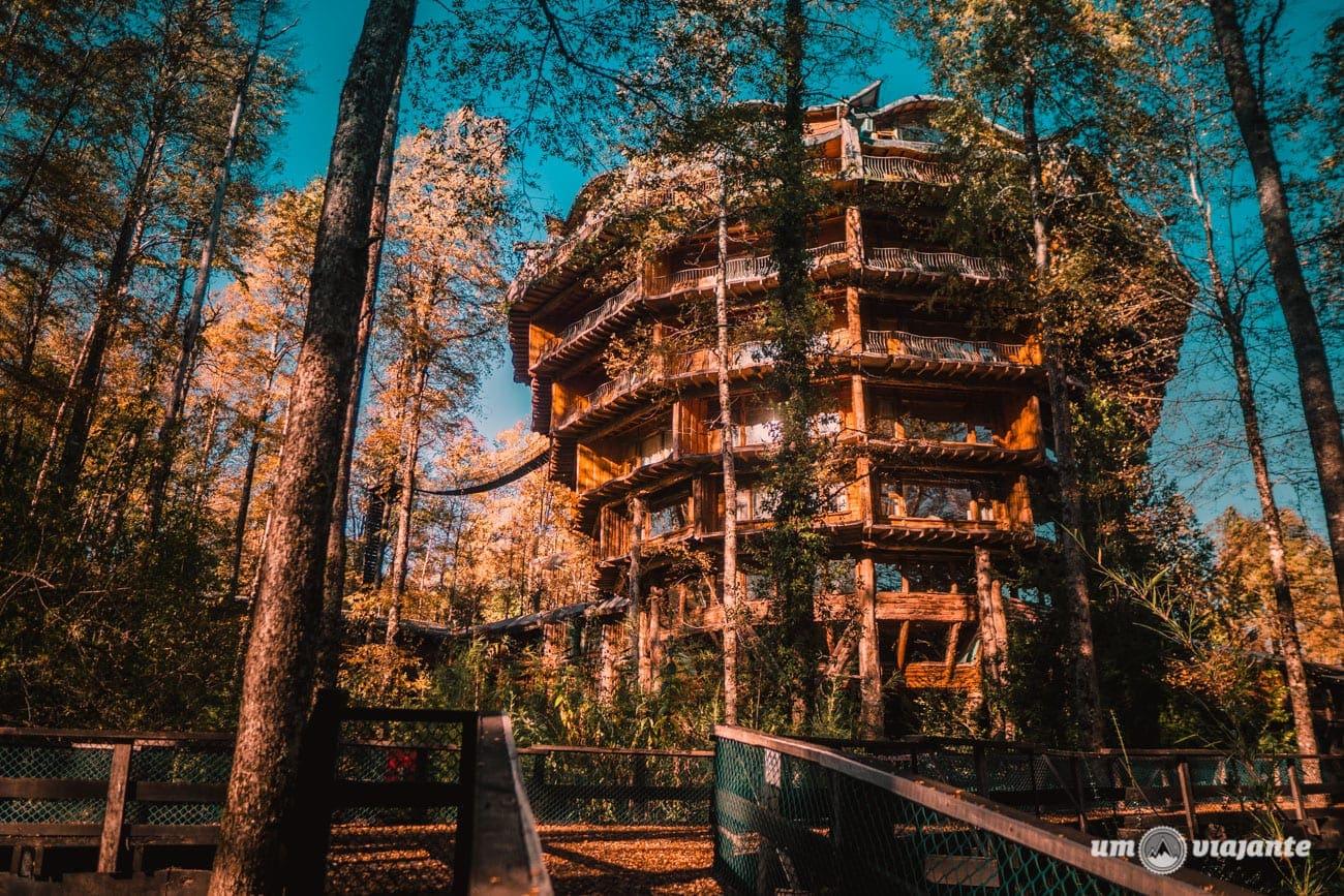 Hotel Nothofagus Huilo Huilo: um dos mais incríveis da reserva, no Chile