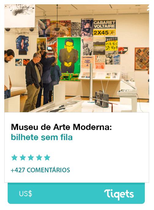 Ingresso MoMA sem fila - NYC