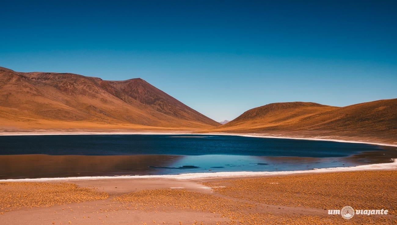 Lagunas Altiplânicas em Novembro - Deserto do Atacama