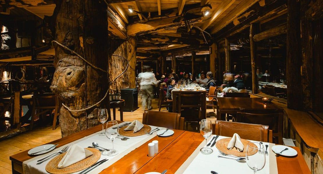 O Restaurante Nothofagus