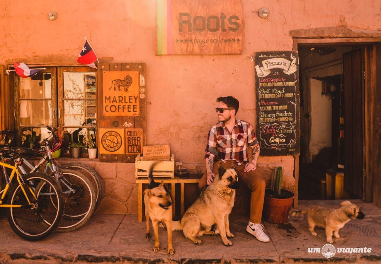 San Pedro de Atacama - Como é o clima