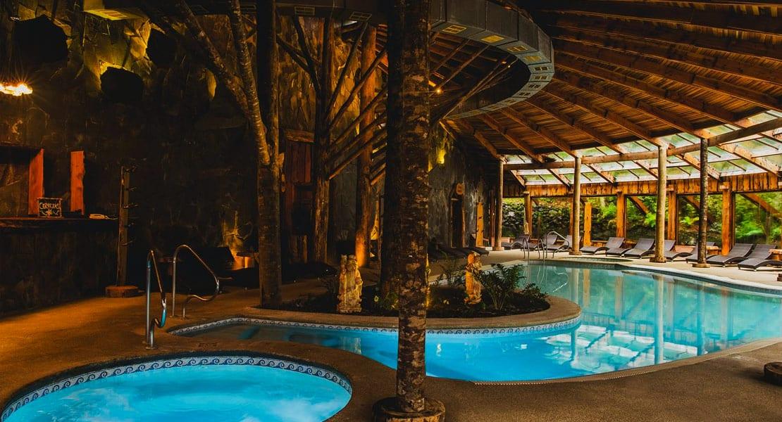 Spa do Hotel Nothofagus