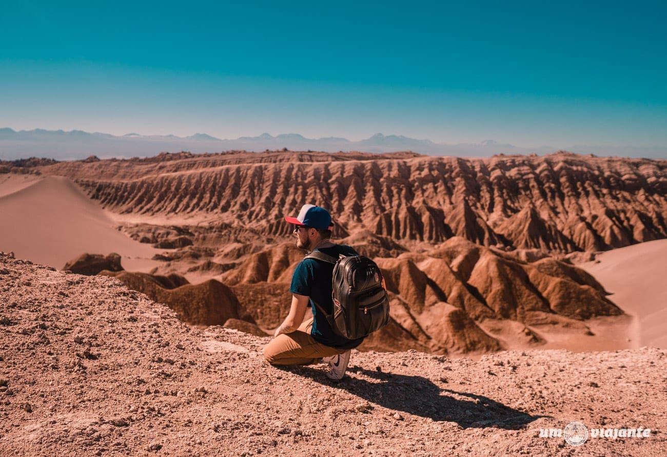 Trekking Valle de la Luna, Atacama