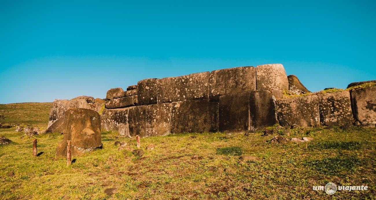 Ahu Vinapu - Ilha de Páscoa
