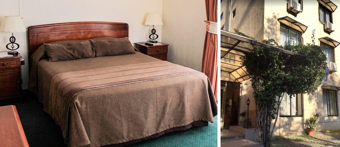 Hotel Maria Angola em Santiago