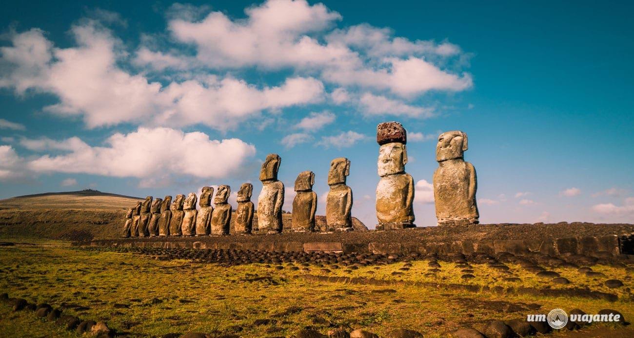 Moai Ilha de Páscoa - Quantos dias ficar