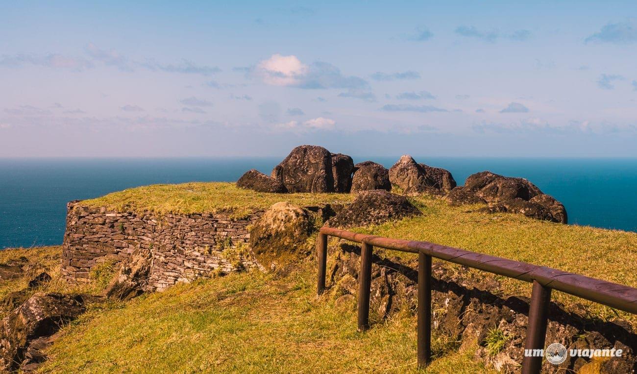 Orongo - Ilha de Páscoa