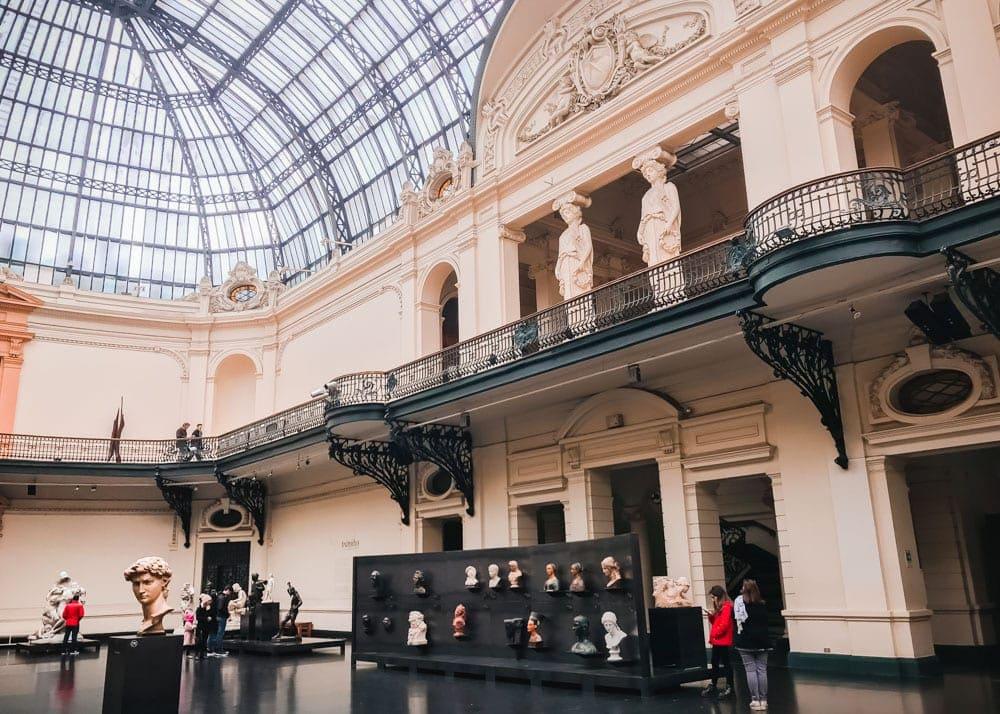 Museu Nacional de Bellas Artes