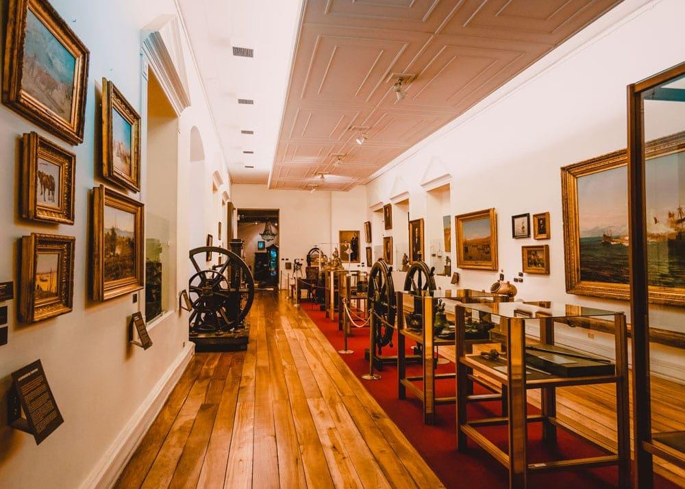 Museu Histórico Nacional - Santiago