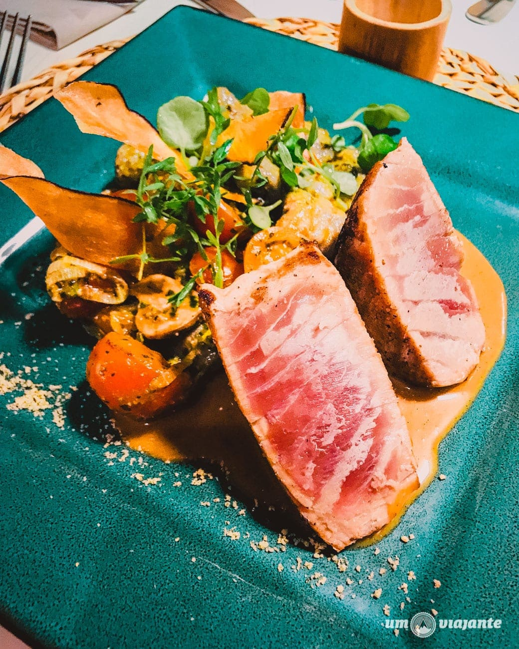 Restaurante Hotel Hangaroa - Ilha de Páscoa