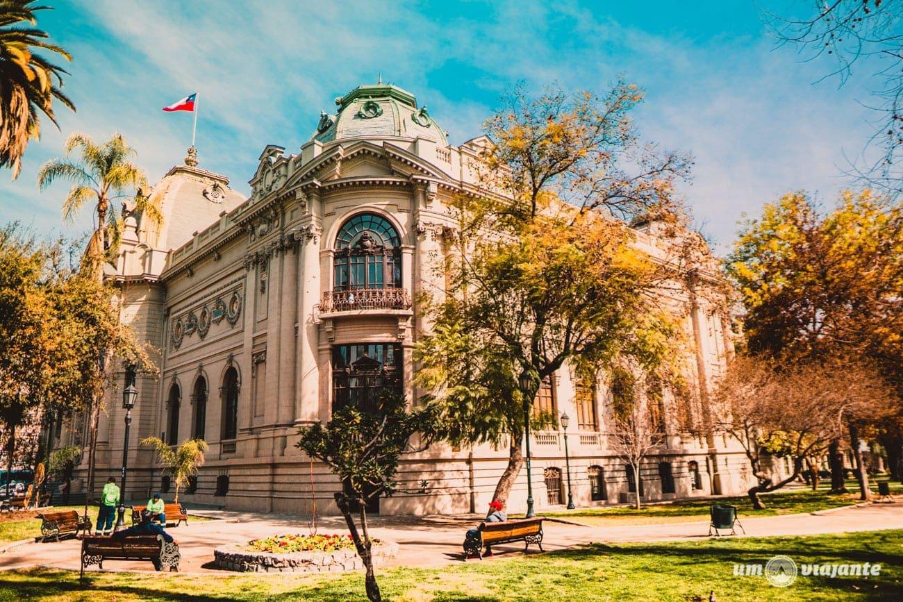 Museu Nacional de Bellas Artes - Santiago