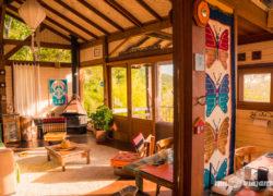 Airbnb maravilhoso em Florianópolis: vista incrível para a Lagoa da Conceição