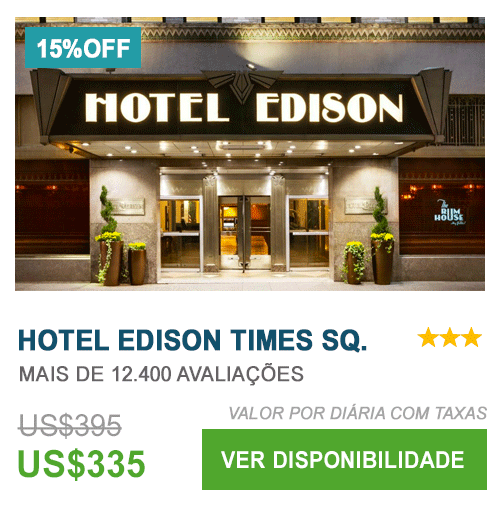Hotel Edison Nova York