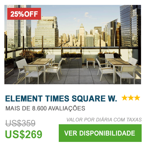 Hotel Element Times Square W
