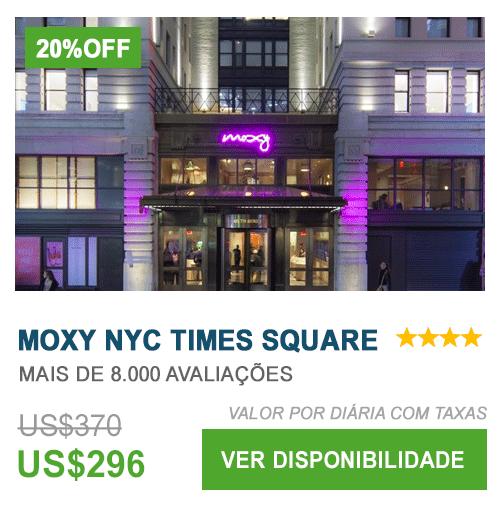 Hotel Moxy Times Square