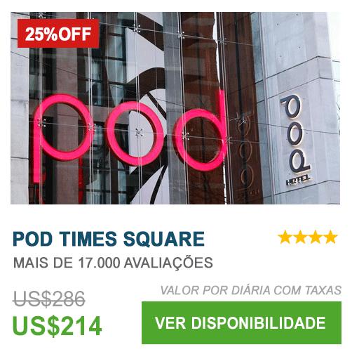 Hotel Pod Times Square - Nova York