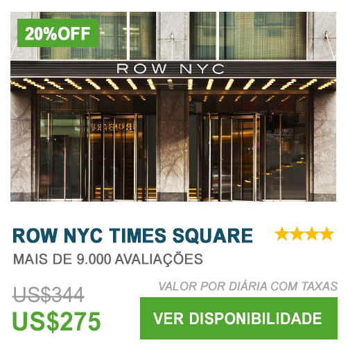 Hotel ROW NYC Times Square