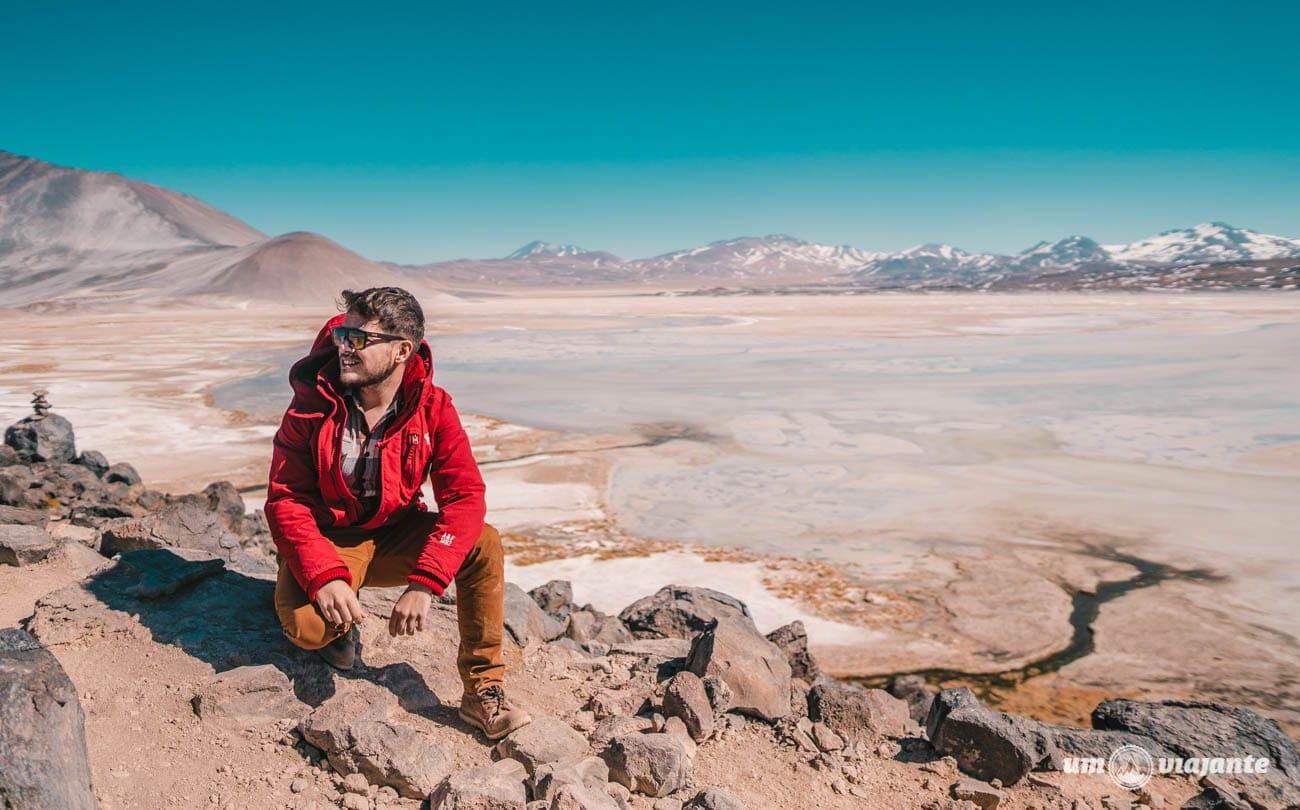 Como é o clima em dezembro no Atacama