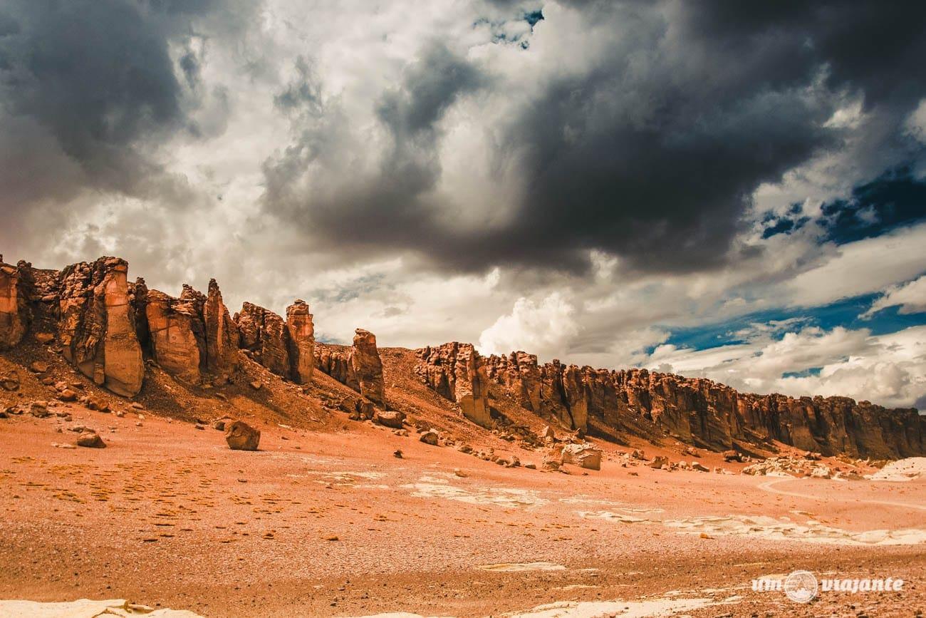Inverno Altiplânico - Deserto do Atacama