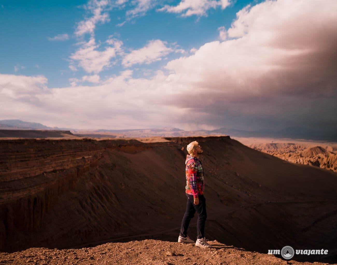 Valle de la Muerte - Deserto do Atacama