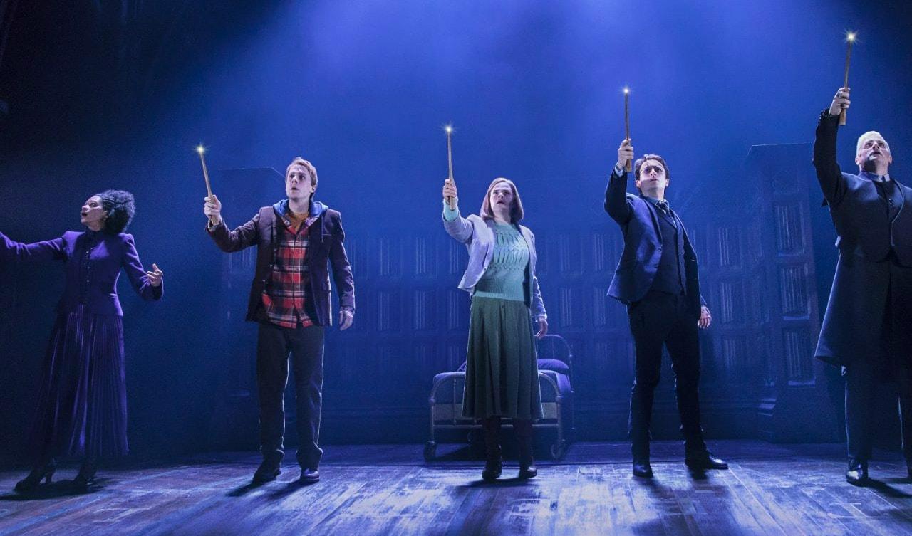 Harry Potter em Nova York, na Broadway