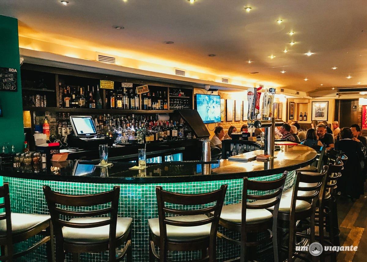Restaurante Italiano perto da Times Square