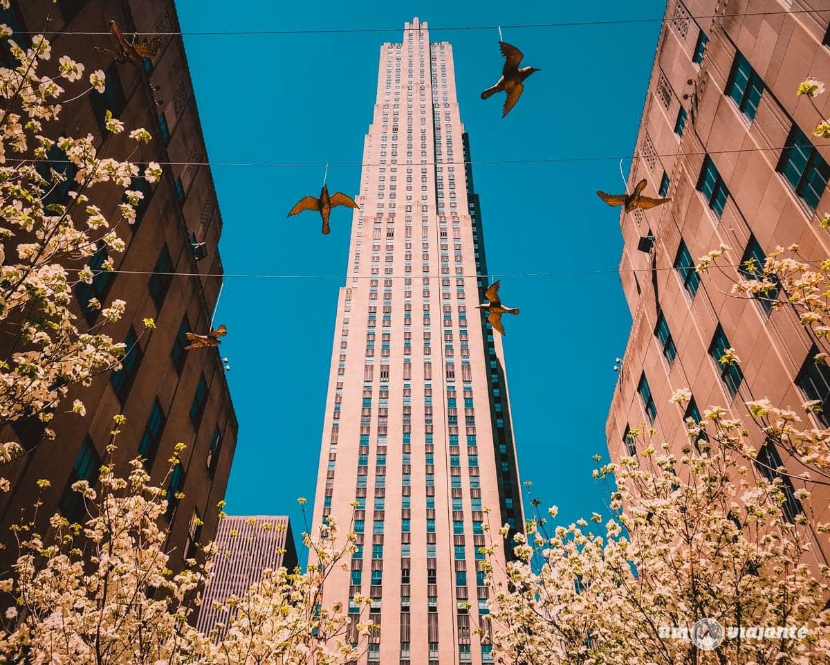 Rockefeller Center - Roteiro 5 dias Nova York