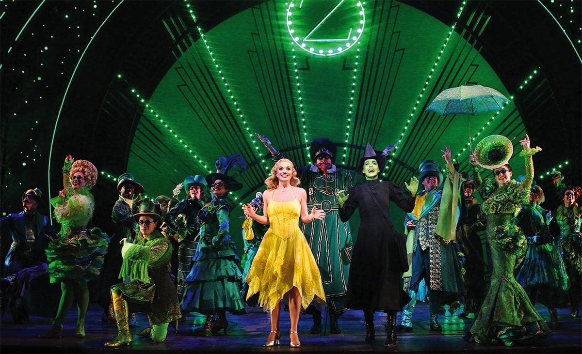 Musical Wicked na Broadway para crianças - Nova York