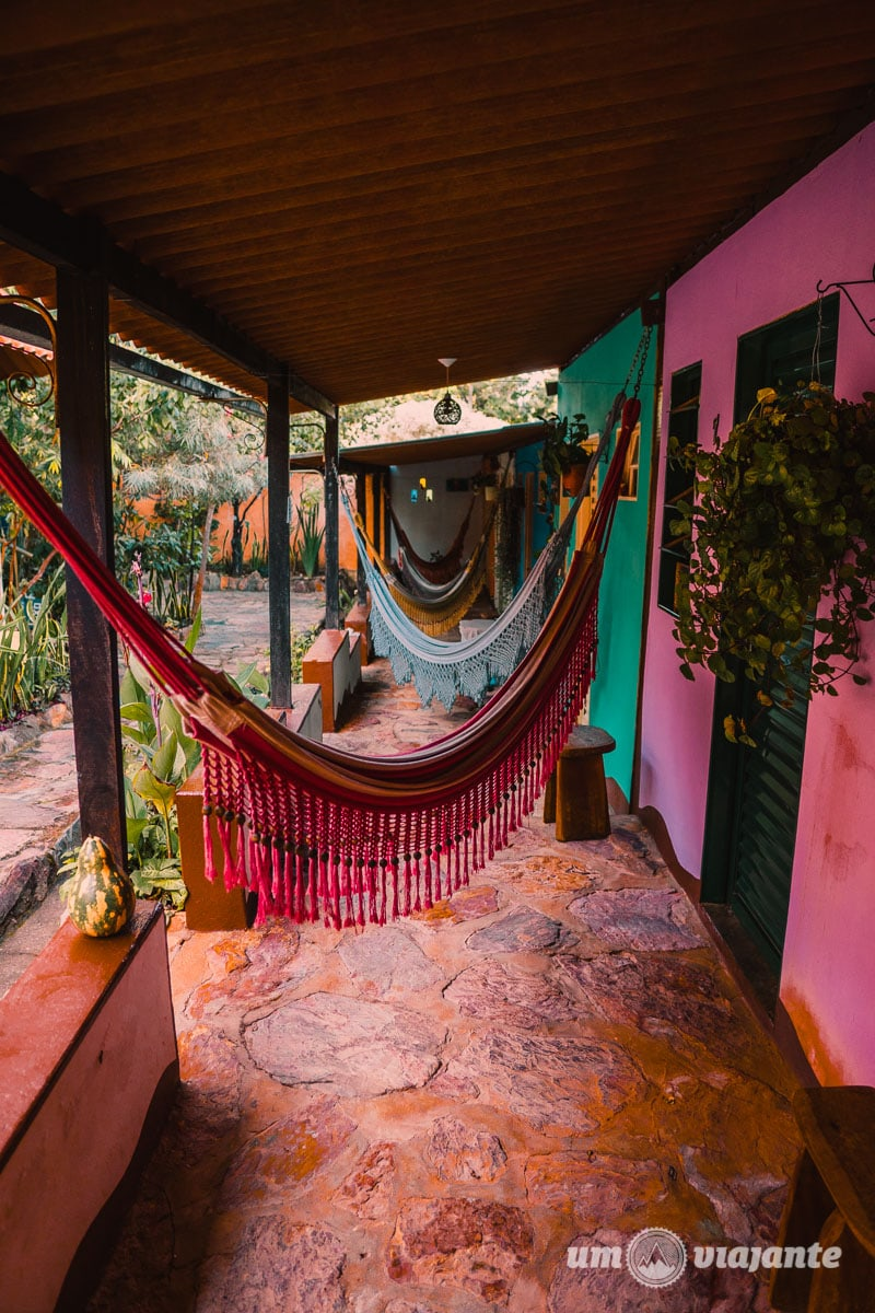 Pousada Beija-Flor, na Chapada dos Veadeiros - Alto Paraíso