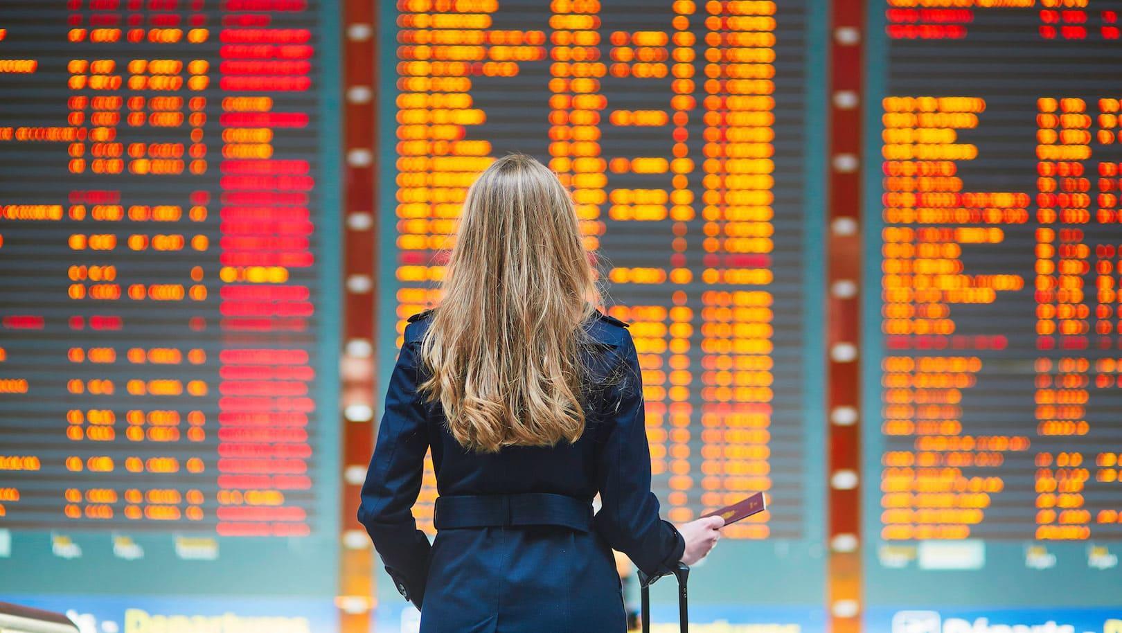 SOS Flights - Indenização voo cancelado, atrasado, bagagem perdida...