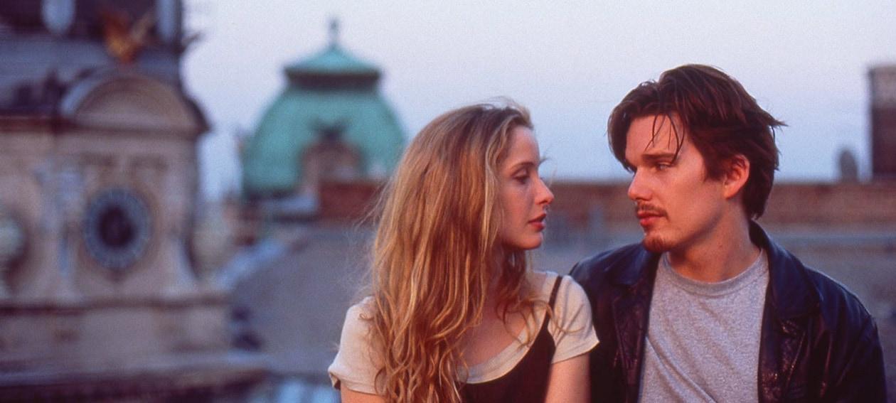 Antes do Amanhecer (Before Sunrise - 1995)