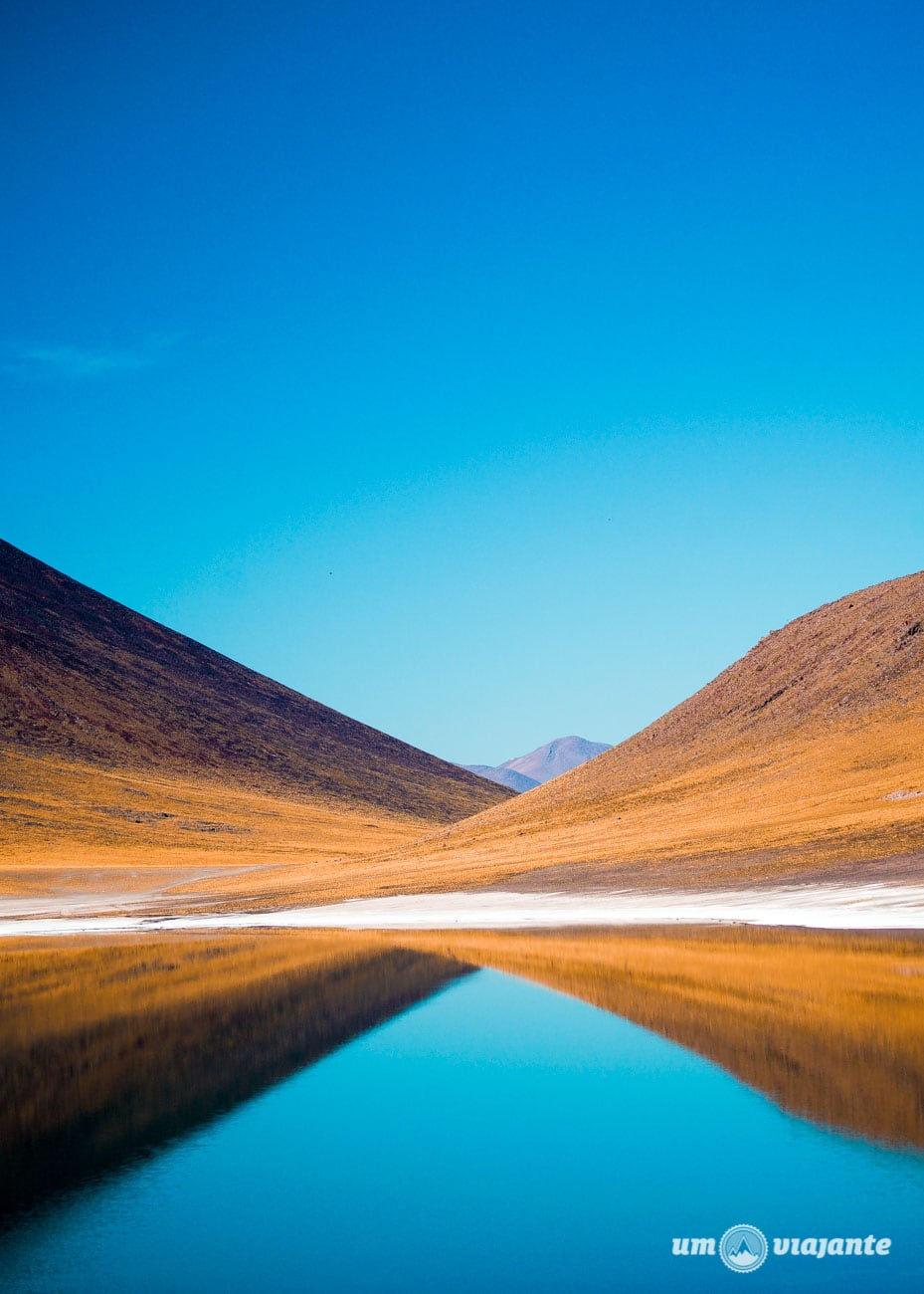 Laguna Miniques, Deserto do Atacama